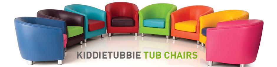 Kiddietubbie Tub Chairs