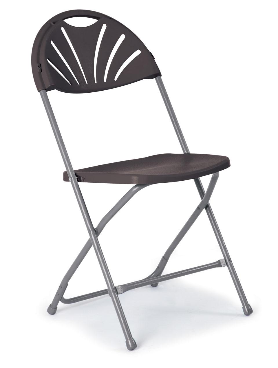 Fan Back Folding Chair Welsh Educational Supplies