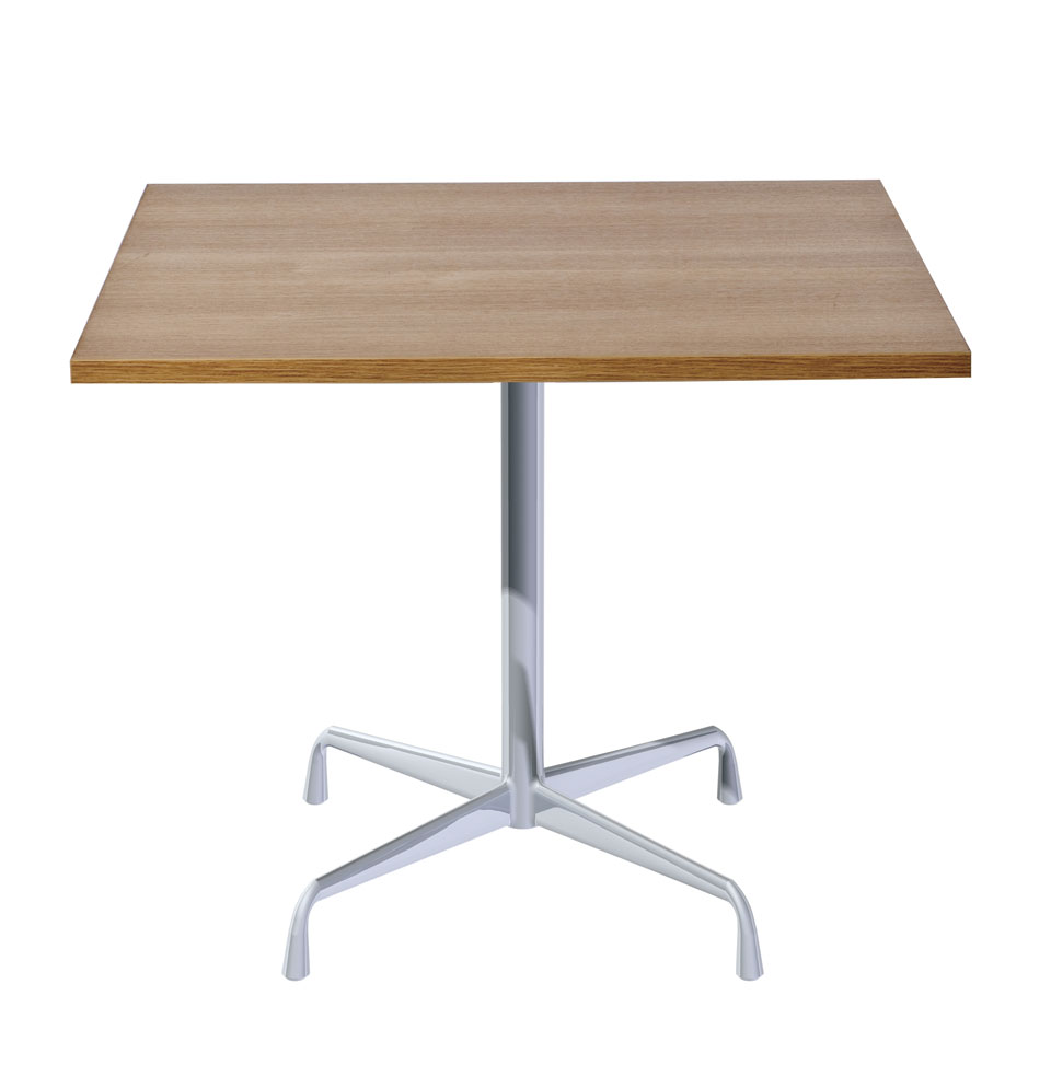 Everyday Multipurpose Square Table Spider Legs Welsh