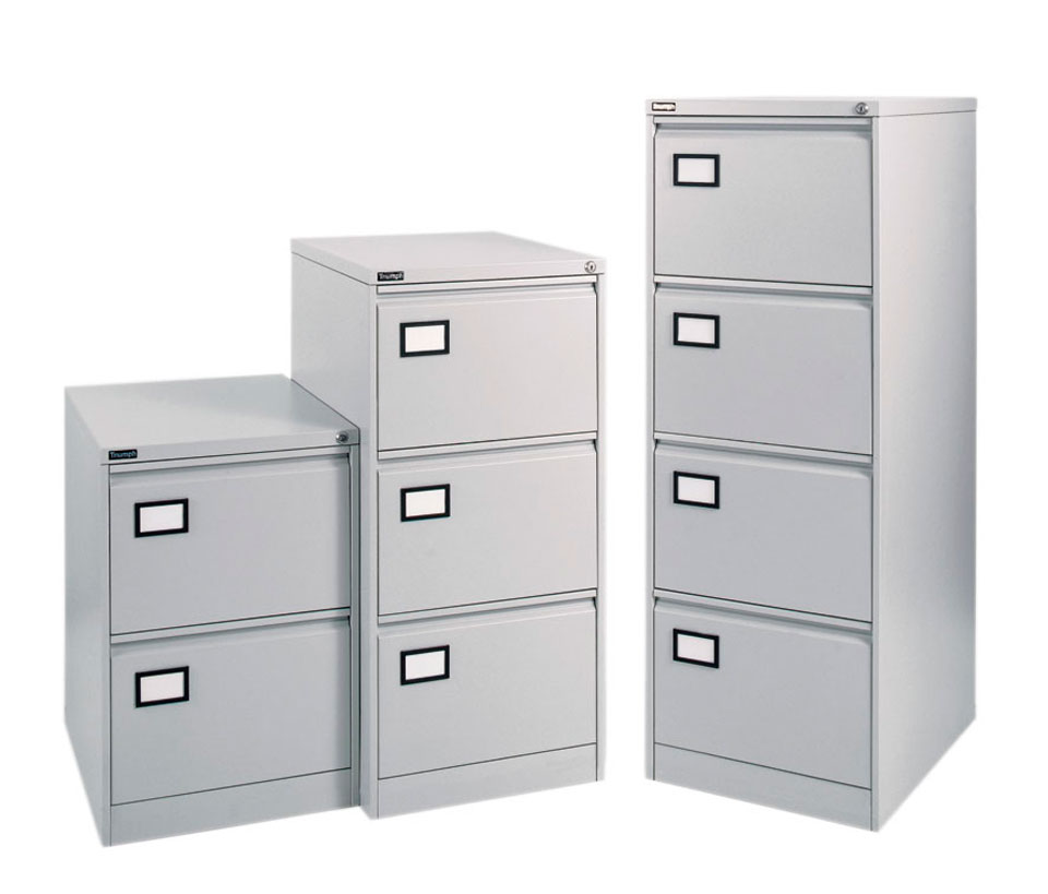 4 Drawer Security Filing Cabinet Welsh Educational Supplies